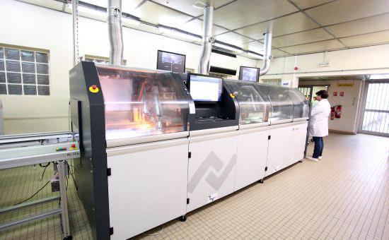 Versaflow 4/55 ERSA - 3 pots azotés (générateur autonome)